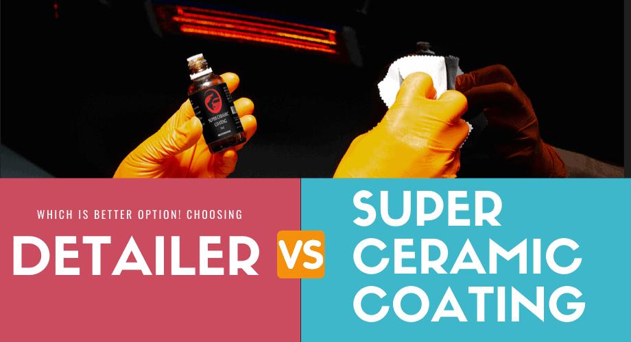 detailer vs diy ceramic coating