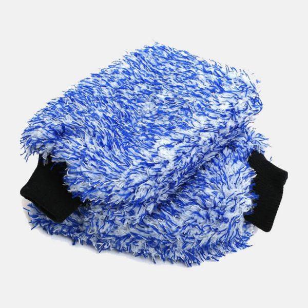 Microfiber Car Washing Mitt Cleaning Glove